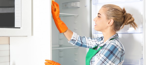 Как да се отървем от неприятната миризма в хладилника